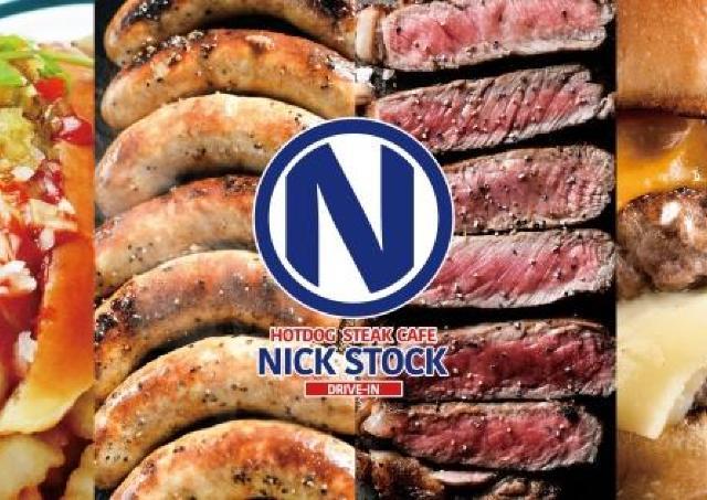 大阪初上陸! 話題の肉カフェ「NICK STOCK」グランドオープン