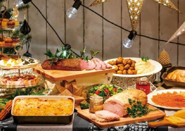 スウェーデンのクリスマスディナーをIKEAで体験!