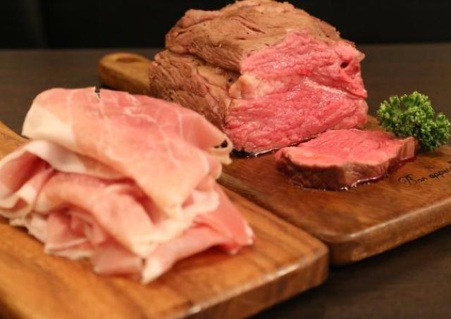 女子限定1000円でローストビーフ&生ハム食べ放題 大人気企画が3月末まで延長決定