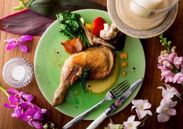 素材も量も調理法も選べる! 表参道にカスタマイズレストラン「BAR AMARENA」誕生