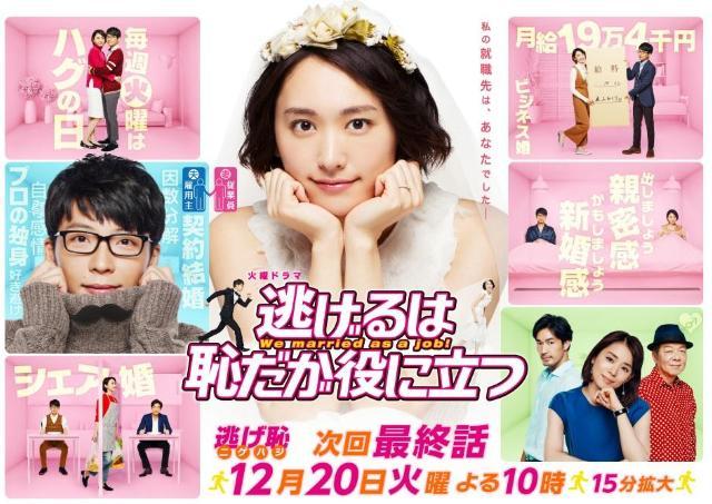 平匡さんちに住みたい! 「2016年テレビドラマに出てきた住みたい家」ランキング