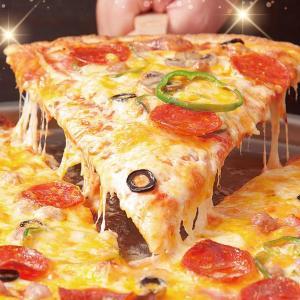 ありえない安さ!特大NYピザが99円ですと!? イブに「99 FRESH NY PIZZA」オープン