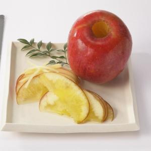 お寿司にも漬物にもリンゴ 小田急百貨店新宿店に青森リンゴのスペシャルメニュー
