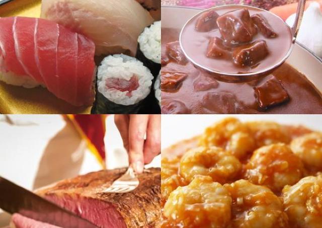 「現代の名工」の美味しい料理で新年を迎えよう