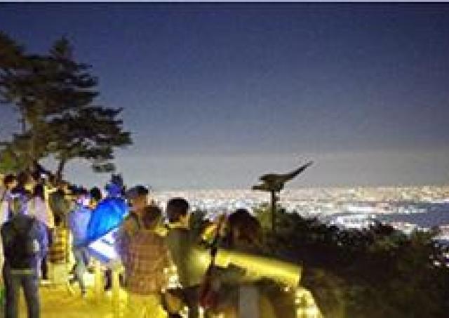 全6回! 六甲山上にある夜景スポットをガイドスタッフと巡るツアー