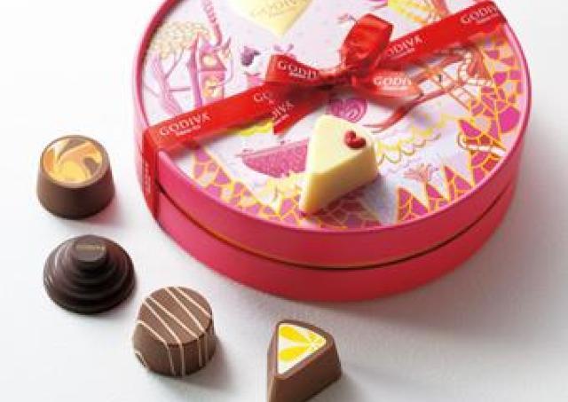 人気・有名ブランドのショコラがずらり「天満屋のバレンタイン」