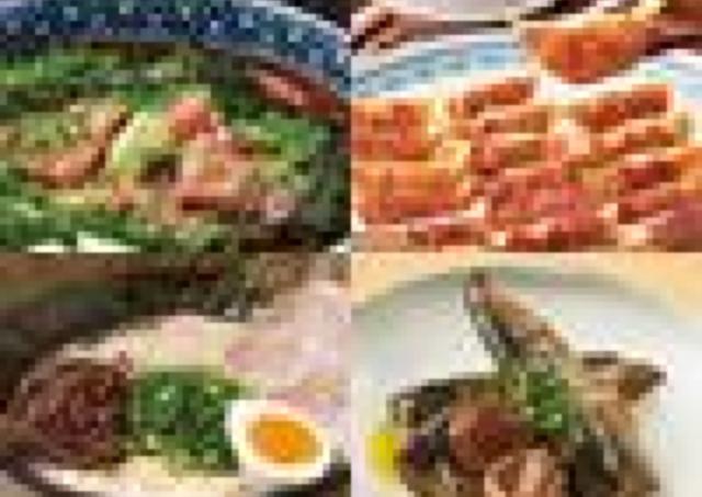 玄界灘の寿司や博多豚骨ラーメン...博多の「うまかもん」に舌鼓