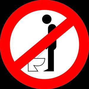 お願い座って! 男性のトイレに物申したいけど勇気が出ない女性のためのマニュアル