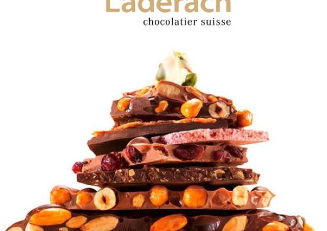 スイスの「レダラッハ」からハート型の「フレッシュチョコレート」初登場