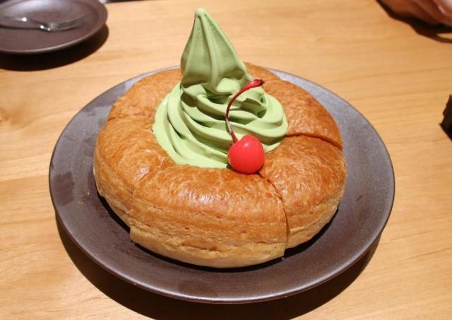 関東ではココだけ! 「抹茶シロノワール」が食べられるコメダの「おかげ庵」実食レポ