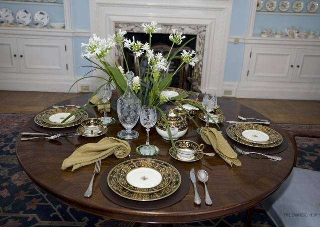 ウェッジウッドの公式SNSフォローで「一夜限りの特別ディナー」にご招待! 駐日英国大使館と共催