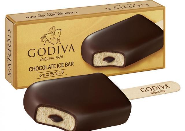 【今日から】ゴディバのチョコアイスバー「ショコラバニラ」 セブンで数量限定発売!