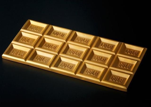 池袋東武に1296万円の純金チョコ? 見るだけじゃなくて本当に買えます!