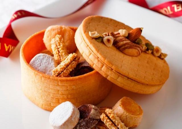 箱ごと食べられるクッキーBOX! 横浜ベイホテル東急のかわいすぎるホワイトデースイーツ