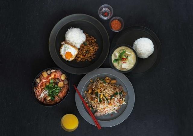 タイ料理レストラン「マンゴツリーカフェ」 カフェテリアスタイルで初登場
