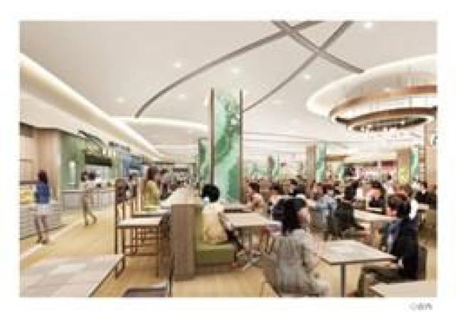 阪急西宮ガーデンズのフードコートがリニューアルオープン!