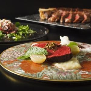 「目隠し」で熟成肉を味わう新感覚レストラン 話題の「GINZA SIX」にオープン