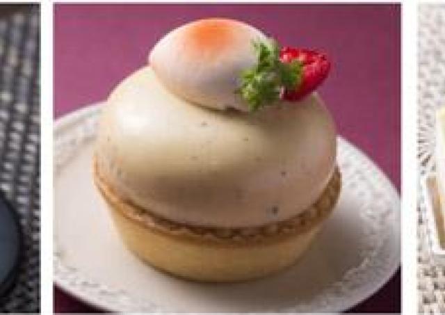 ほうじ茶、アールグレイ、カモミール... 初夏の「香る」ケーキ3種に注目