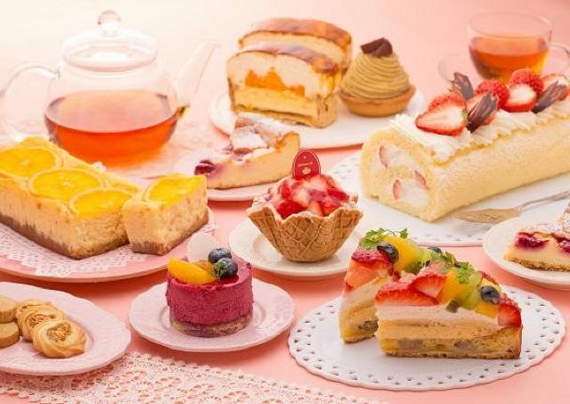 静岡の和洋菓子店50店舗以上が集結! GWはお菓子の祭典へ