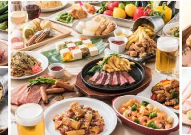 ライブ感あふれるメニューや夏らしい料理を 「阪急トップビアガーデン京都」