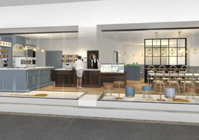 スペシャルティコーヒーを堪能 青山・骨董通りに「Lounge 1908」オープン