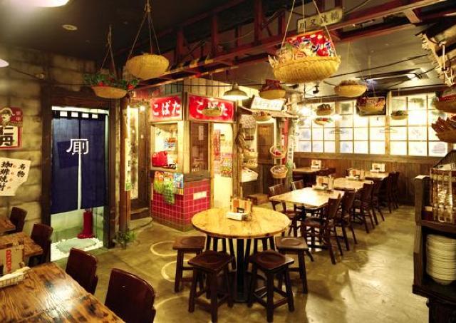 子どもの頃の夢が叶う! 蒲田に「駄菓子食べ放題」の居酒屋