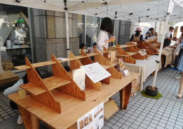 辛酸なめ子の東京アラカルト#2 青山パン祭りの高揚