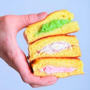 京都発「HANDELS VAGEN」から新食感スイーツ 濃厚アイスをパンでサンド