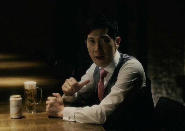 なんで「ヘイ」しか喋らないの... 佐々木蔵之介が2文字で語り尽くす「オールフリー」珍動画