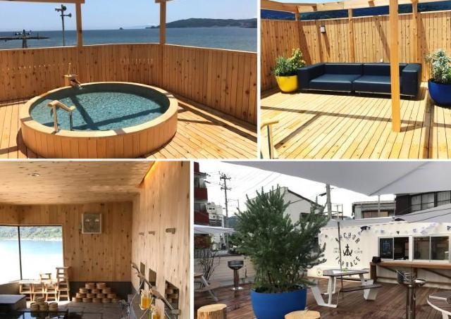 庭でBBQも楽しめるように! 鮨屋の宿「海ホテル」がフルリニューアルオープン