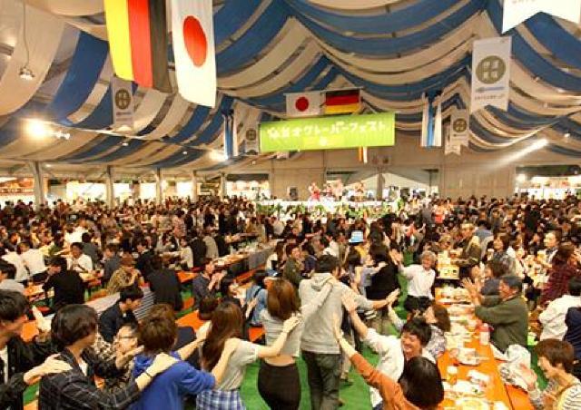 「東北ならでは」の食材もプラス!  仙台オクトーバーフェスト開催