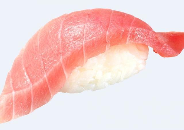 マグロが大きくなっちゃった!  かっぱ寿司が「大トロ&中トロ」1.5倍企画