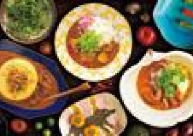 お気に入りのカレー&カレー皿を見つける7日間 「カレーとカレーのためのうつわ展」