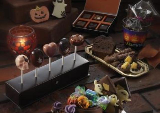 ホテル直営チョコレート専門店で「ハロウィン祭」 限定5商品が登場