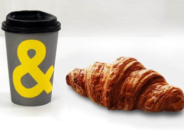 メゾンカイザーの新業態カフェが誕生 クロワッサン&コーヒーは500円!