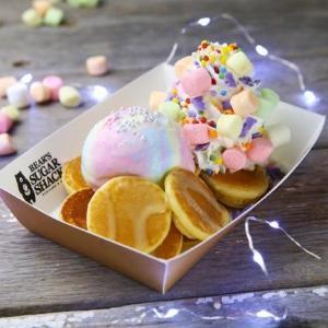 新宿に「カスタマイズ」できるパンケーキ専門店 トッピング自由自在~!