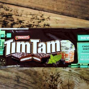 あのティムタムに今だけ「チョコミント味」が仲間入りしてるの知ってる?