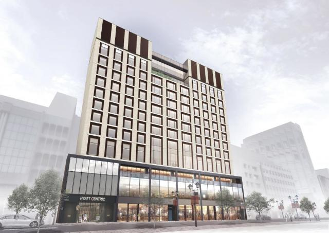 「ハイアット」の新ブランドホテルがアジア初上陸! 銀座に来年開業