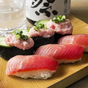 60分間マグロ、マグロ、マグロ! 1480円で刺身も寿司も食べ放題