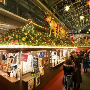 六本木ヒルズにクリスマスマーケット出現! ドイツグルメや可愛い雑貨を調達
