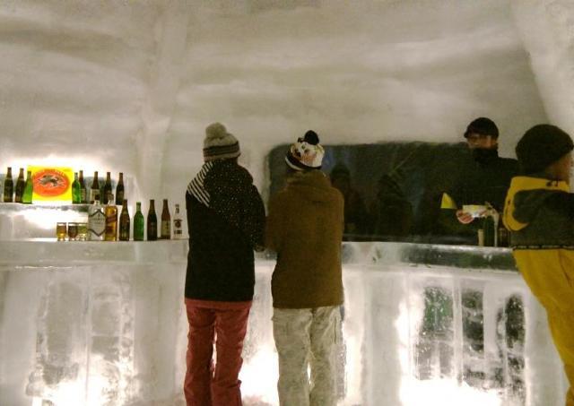 アクティビティで冬を満喫! 富良野に「雪の遊園地」が出現
