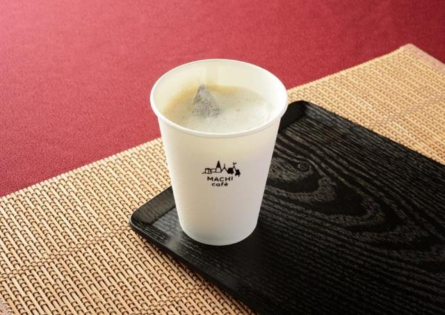 ローソンに「ほうじ茶ラテ」登場! 生乳100%のホットミルクで抽出