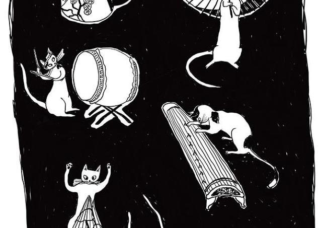 猫モチーフの工芸品がズラリ! 石川県のミュージアムショップで「ネコ展」