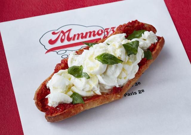 今なら「追いモッツァ」できる! パリ発の人気サンドイッチ店「Mmmozza」