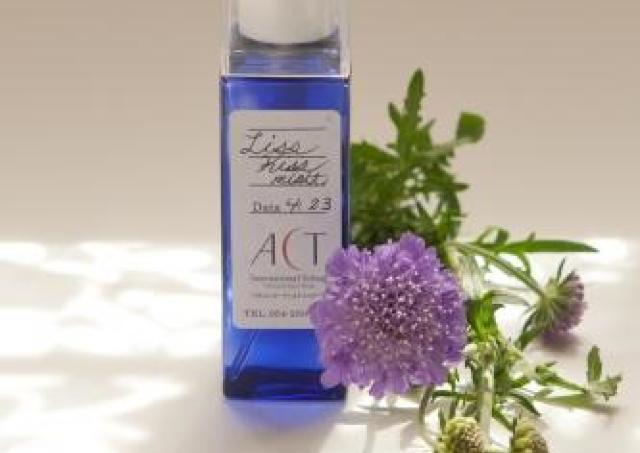 好きな香りや効能を選んで! 世界に一つだけのアロマスプレー講座