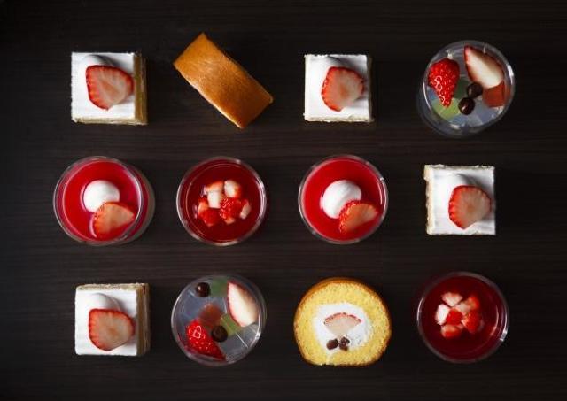 あの「スーパーあまおうショートケーキ」も食べ放題!? ホテルニューオータニの3300円ビュッフェがお得すぎ