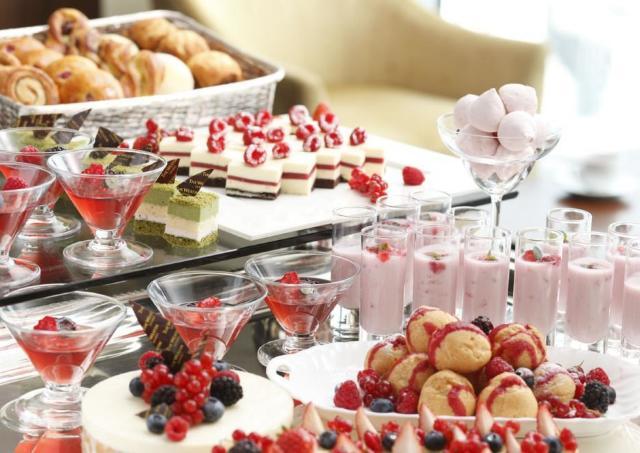 季節の食材を楽しむデザートビュッフェ ウェスティンホテル仙台で開催