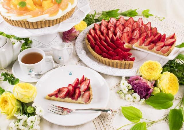 キル フェ ボン恒例「タルトの試食会」 1000円で春タルトを堪能