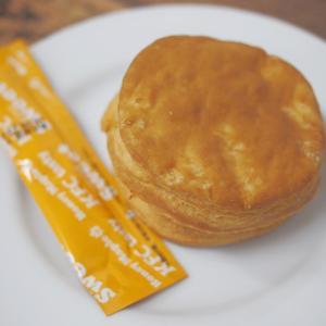 バターの香りフワアァァァ... ケンタに「発酵バター入りビスケット」登場中