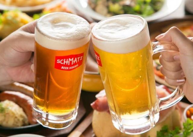 ドイツビールがタダで飲み放題!?  シュマッツの企画、もはや奇跡
